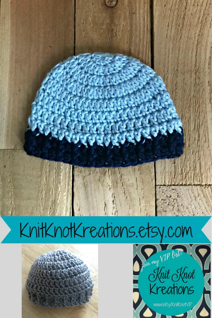 643331c443e Crochet Baby Hat