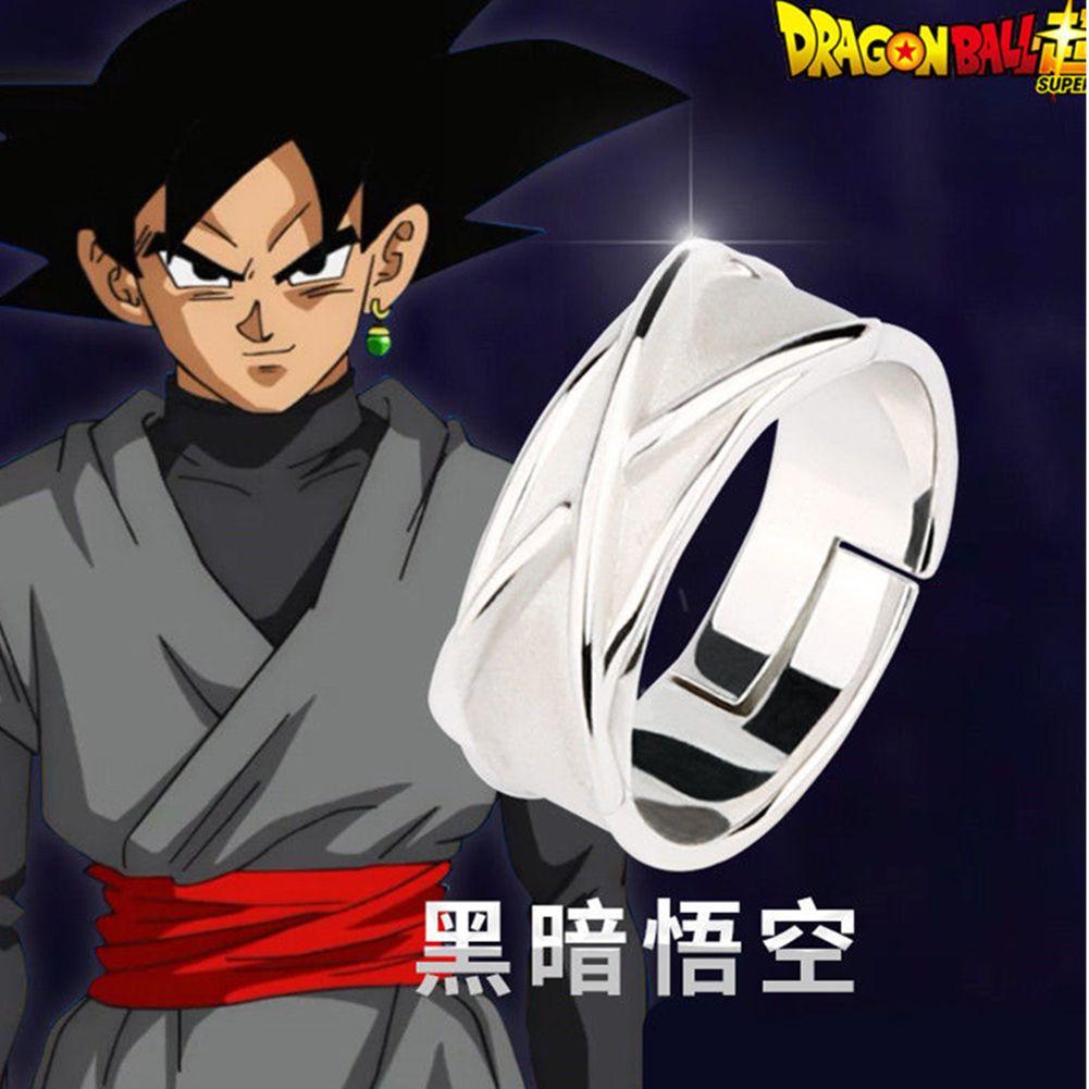 Dragon Ball Z Black Goku Time Ring In 2020 Goku Black Anime Dragon Ball Super Dragon Ball