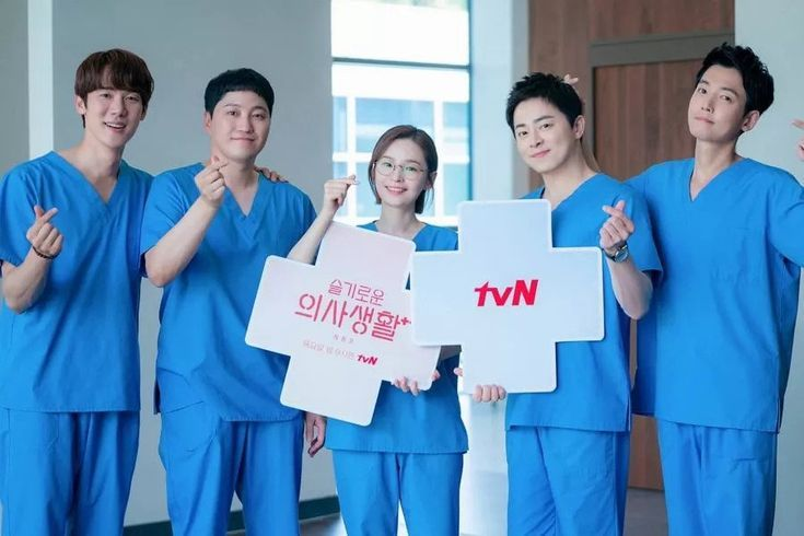 """""""Hospital Playlist 2"""" Finale Achieves Highest Ratings Of Entire Season"""