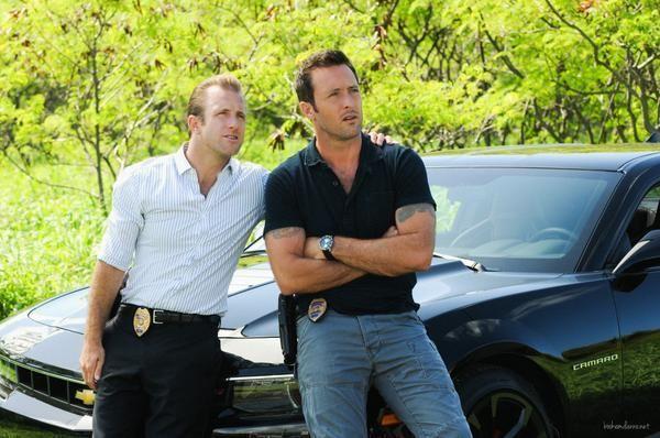 Scott and Alex Hawaii Five-0 5.1