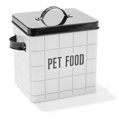 5 5l Pet Food Tin Check Sure Pet Pet Food Storage Food Animals