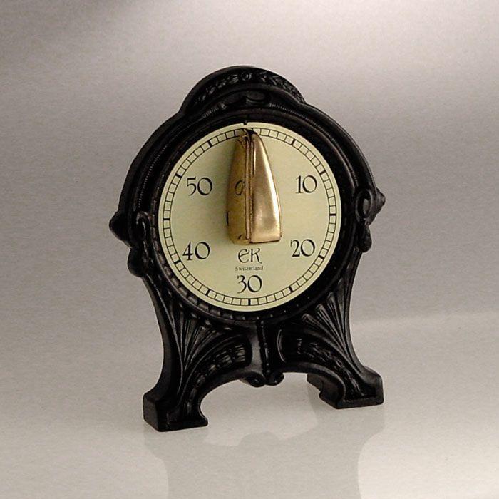 60 Min. Black, Bengt Ek Design