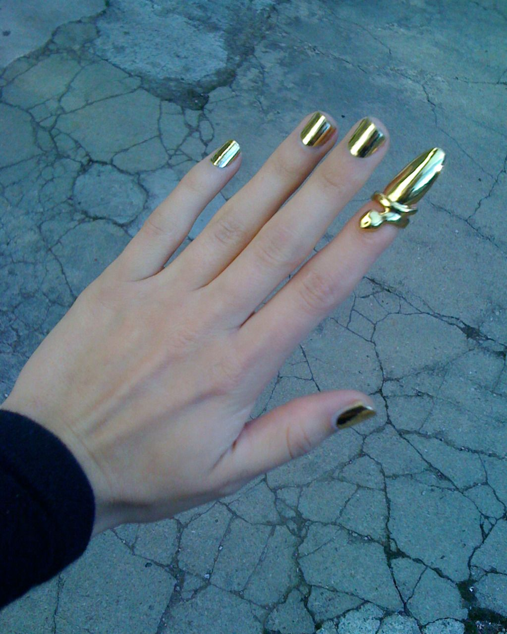 Lethal! @Kimberly L. (Serpensive in gold / Bijules)