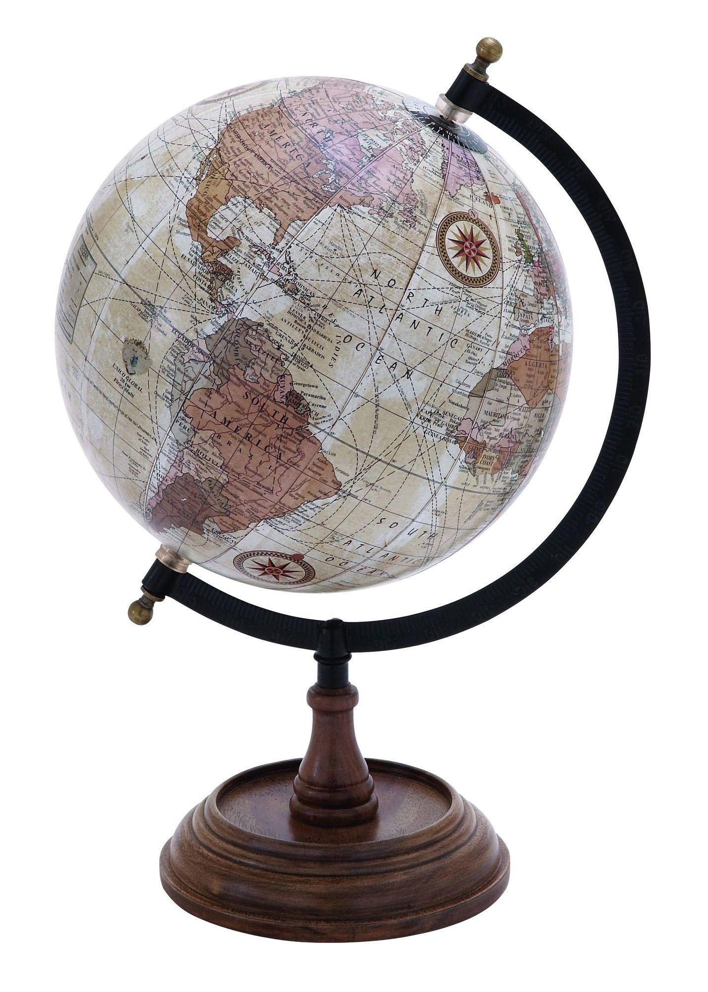 Pizarro Globe