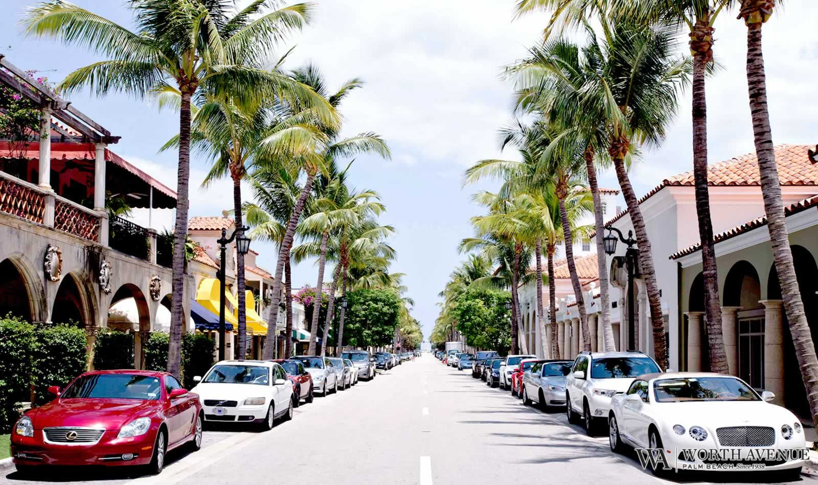 Worth Avenue Palm Beach Since 1938 The Ultimate Most Luxurious Ping Destination In