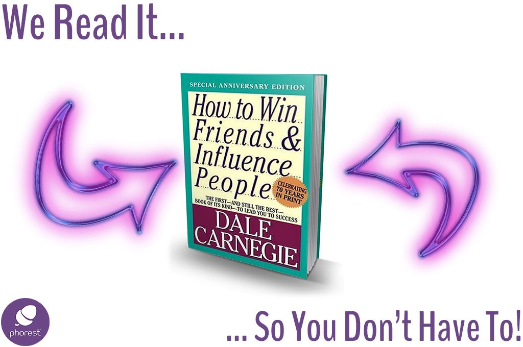 Salon Books 'How to Win Friends and Influence People