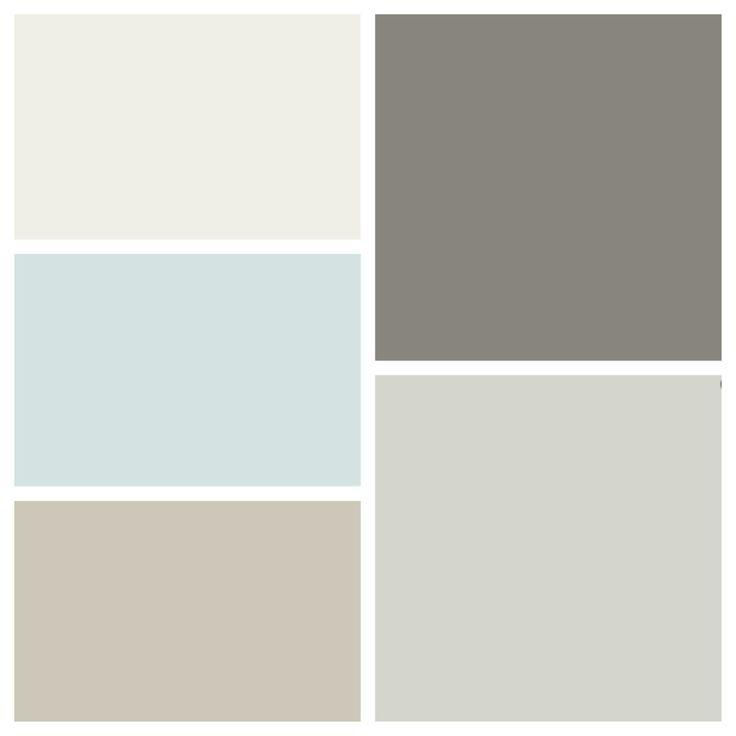 Pour La Maison House Color Schemes Paint Colors For Home
