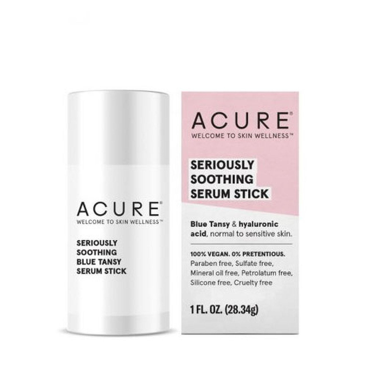 Acure Seriously Soothing Serum Stick