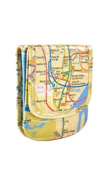 New York Subway Map Wallet.Taxi Wallet Purses Handbags Totes And More Taxi Wallet Nyc