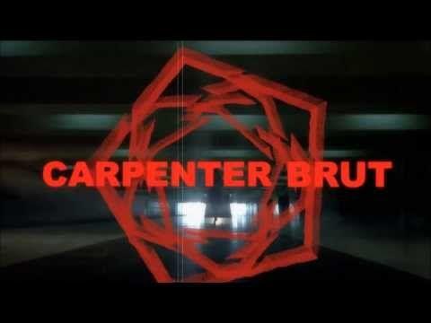 Carpenter Brut - Le Perv (official video) - YouTube | Music