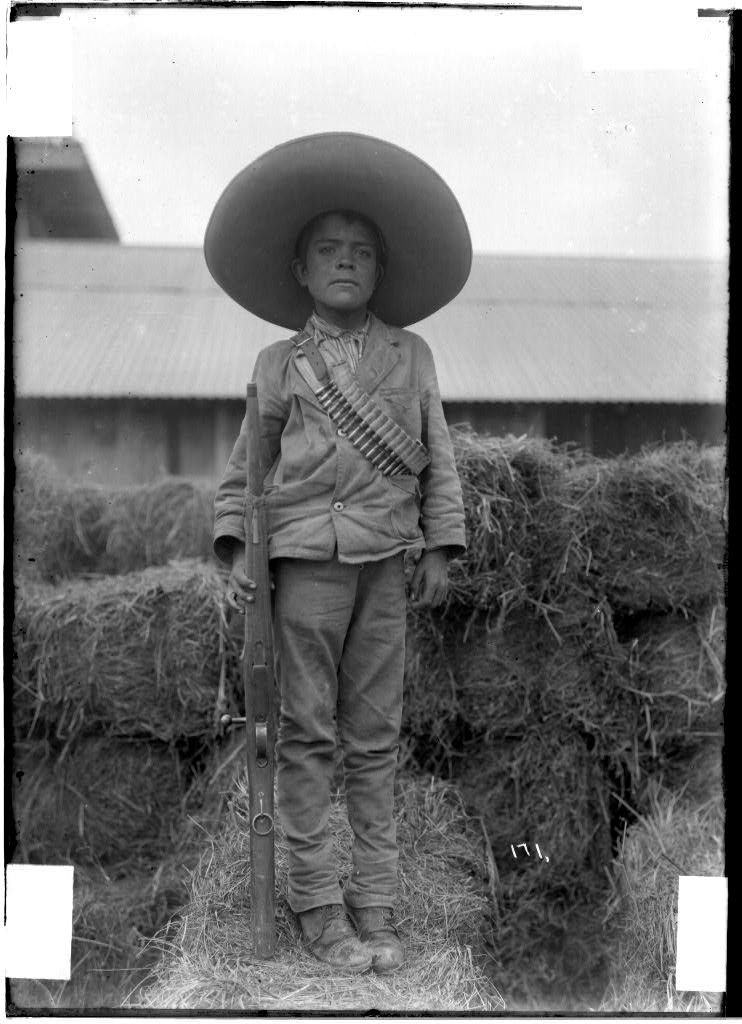ab004ea1a Boy soldier. The Robert Runyon Photograph Collection