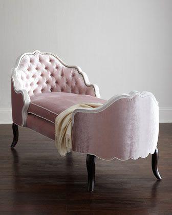 Haute House Pippa Tufted Chaise | Decoración de dormitorios ...