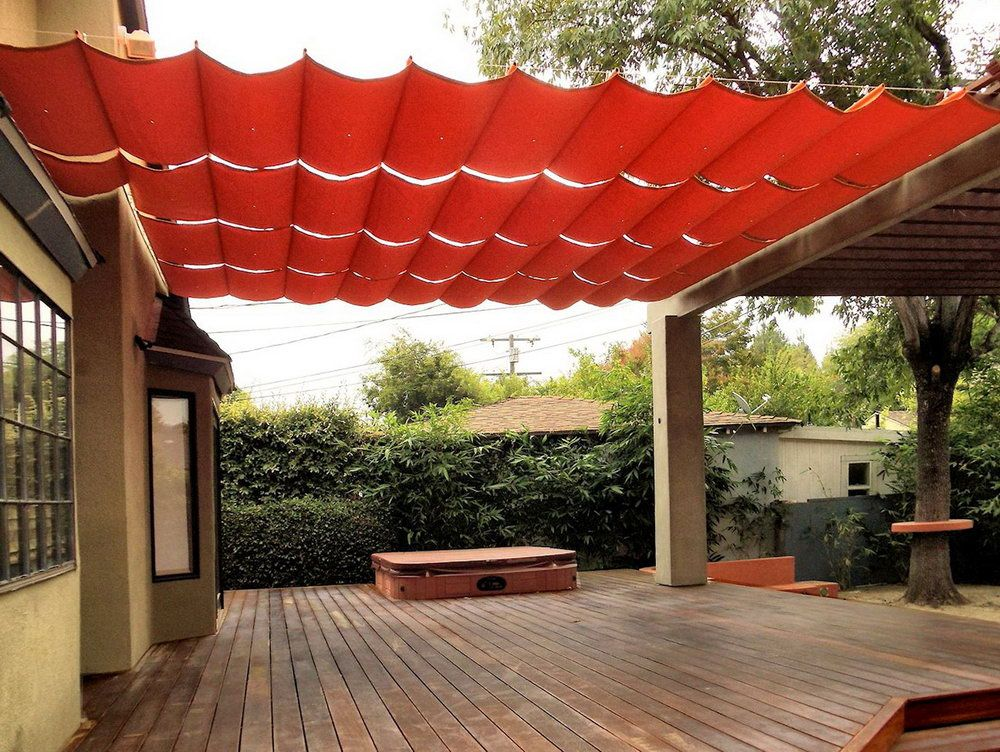 Canvas Patio Covers Look More At Http Besthomezone Com Canvas Patio Covers 17661 Backyard Shade Patio Shade Patio Canopy