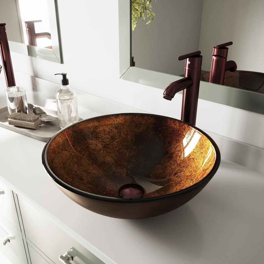 Bathroom Vanity Bowl Above Counter Sink