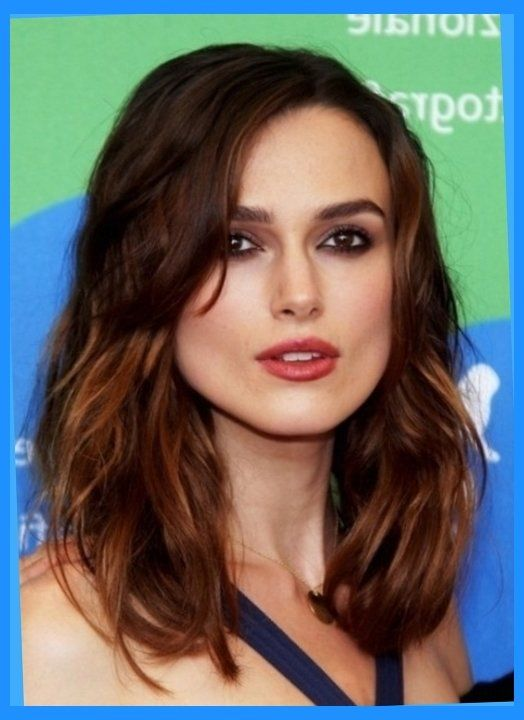 Hairstyles For Square Faces Endearing Hairstyles Square Face Throughout Medium Hairstyles For Square Faces