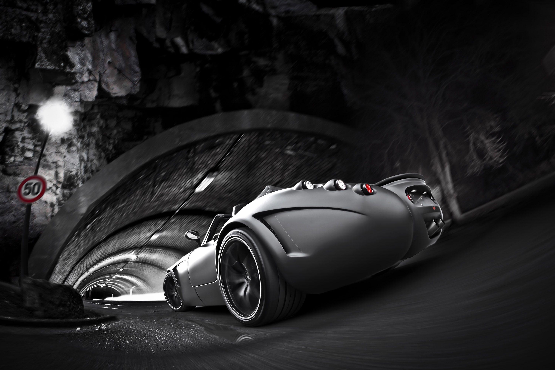 Wiesmann Cars Legenden, Autos
