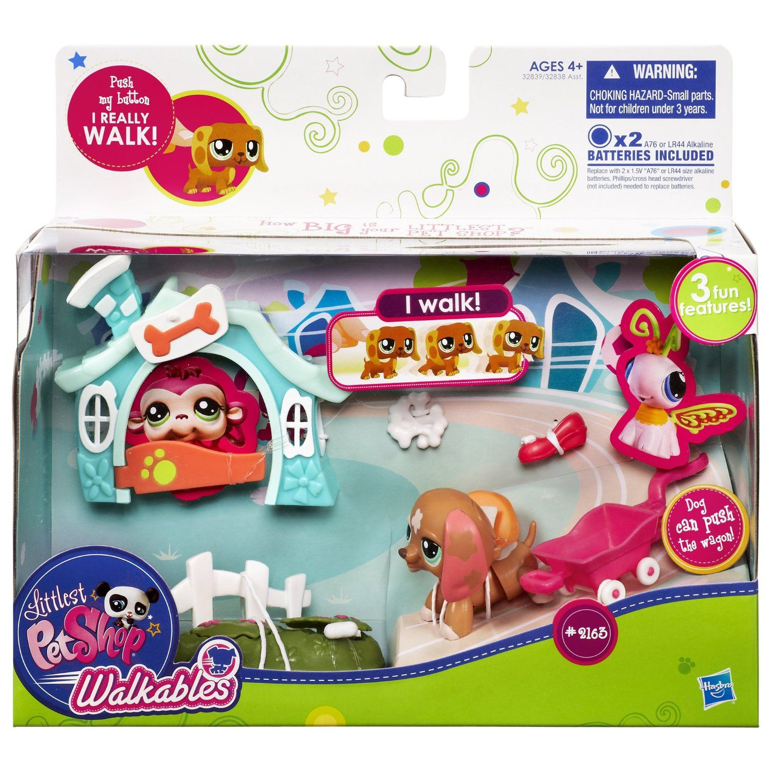 Amazon Com Littlest Pet Shop Walkables Themed Pack Dachshund 2163 Toys Games Littlest Pet Shop Pet Shop Lps Toys