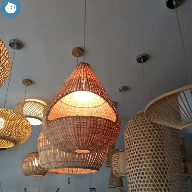 Rattan chandelier creative rattan lamp rattan chandelier restaurant rattan chandelier creative rattan lamp rattan chandelier restaurant rattan lamp bamboo rattan engineering project special aloadofball Image collections