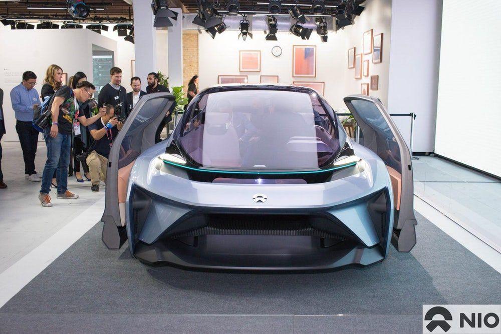 Eve Vision Car Opens New Door On Autonomous Car Design Car Design Car Design