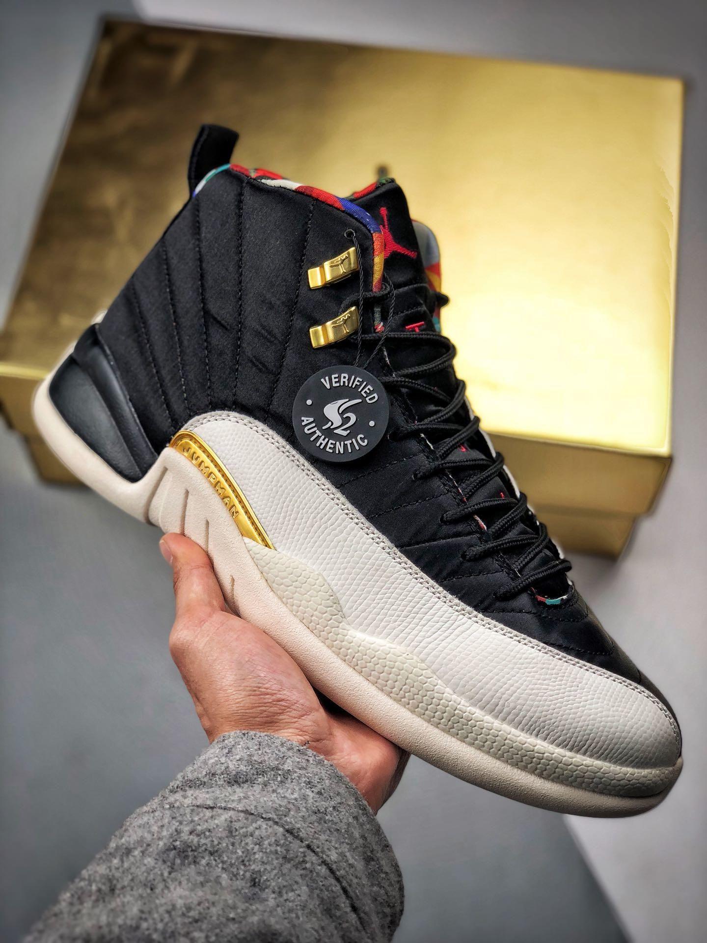 02e3d4f762c NIKE AIR JORDAN 12 RETRO CNY CI2977-006 | Nike Air Jordan | Nike air ...