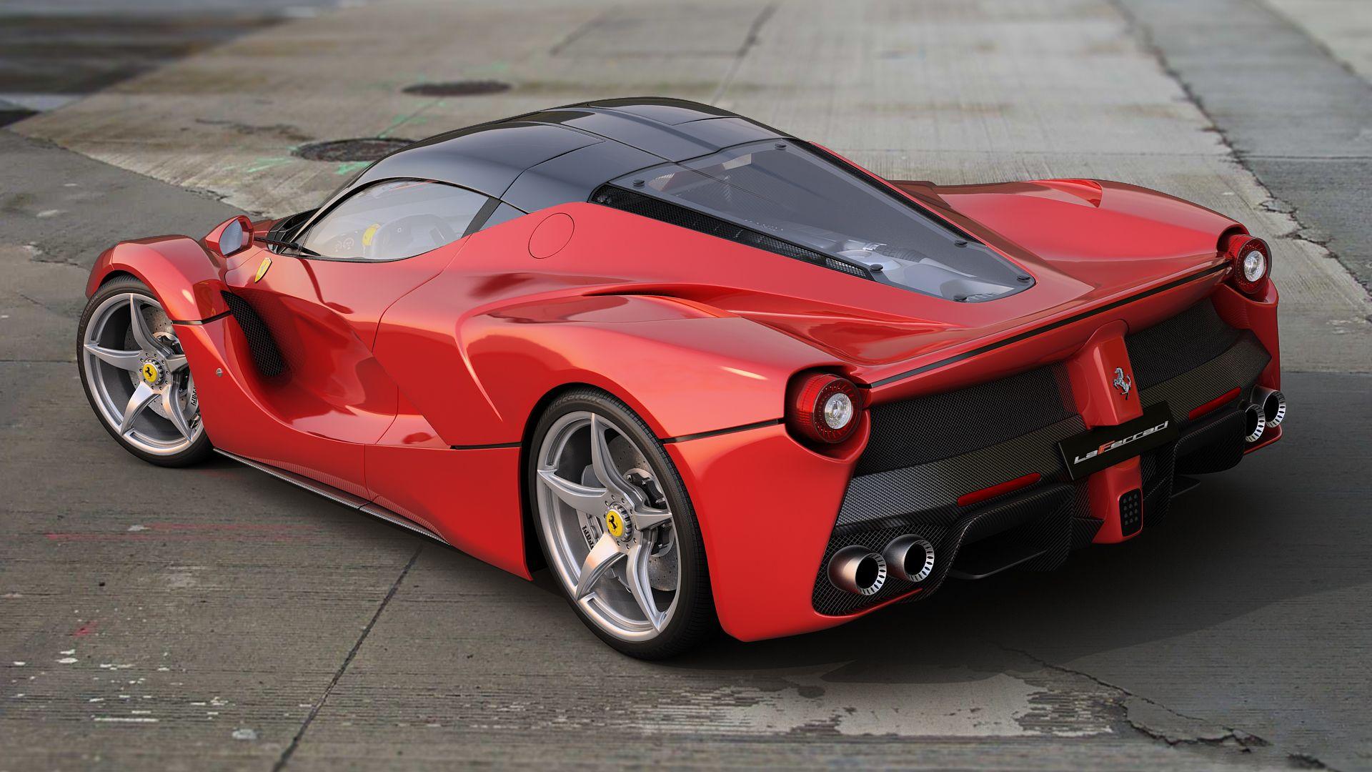 Delightful La Ferrari
