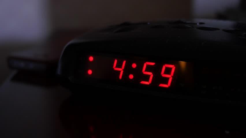 Digital Alarm Clock 6am Tracking Into Digital Alarm Clock Alarm