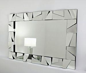 Pin On Modern Mirror Wall Long rectangular wall mirror
