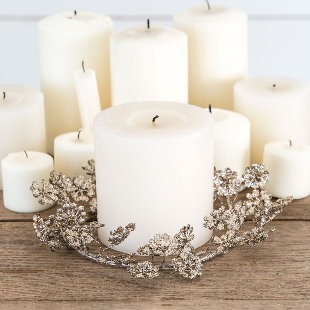 metal flower wreath christmas decor magnolia christmas magnolia market chip joanna gaines waco tx - Joanna Gaines Christmas Decor