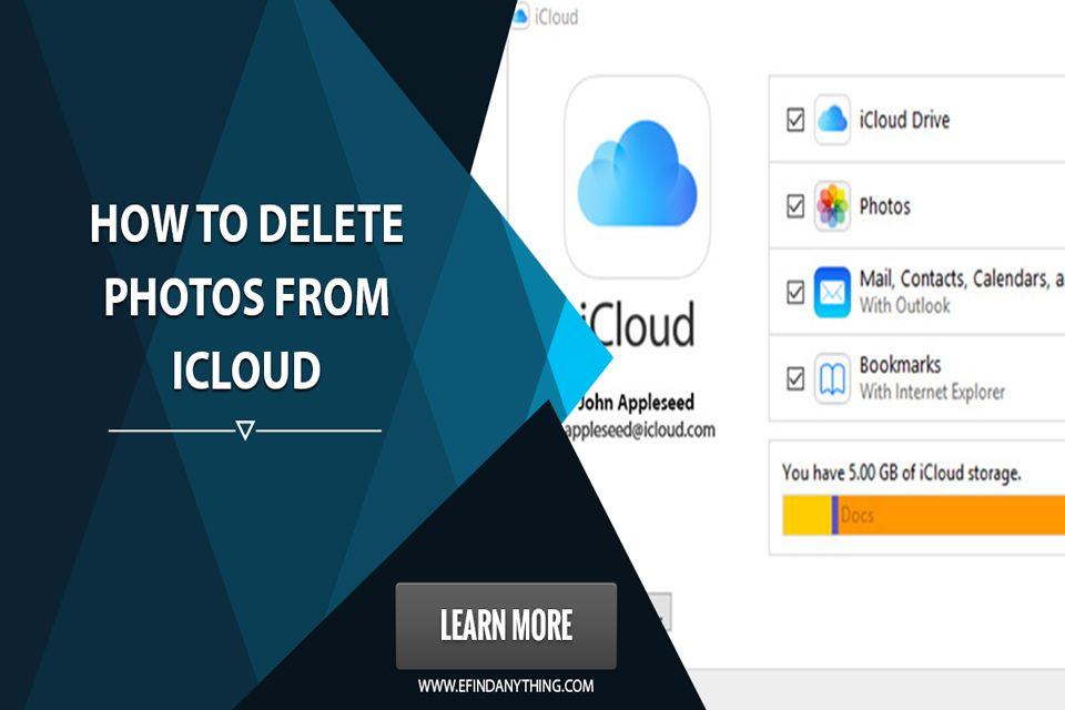 How To Delete Photos From Icloud Icloud Photo Apps Recover