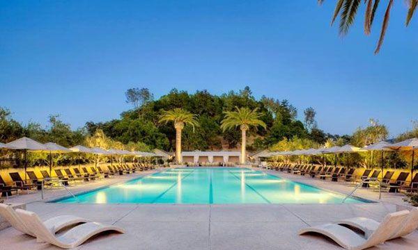 Solage Calistoga Resort and Spa – Calistoga, California #napahotels #solagecalistoga
