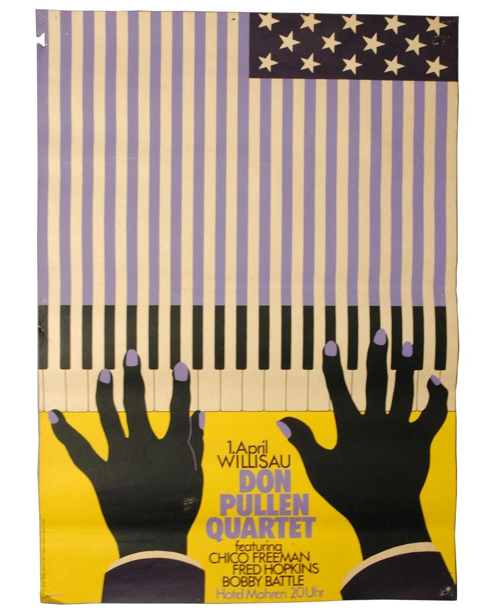 17 Best images about Jazz Posters on Pinterest | Louis armstrong ...