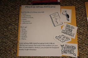 THE MUDDY PRINCESS: Diary of a Wimpy Kid Birthday Party