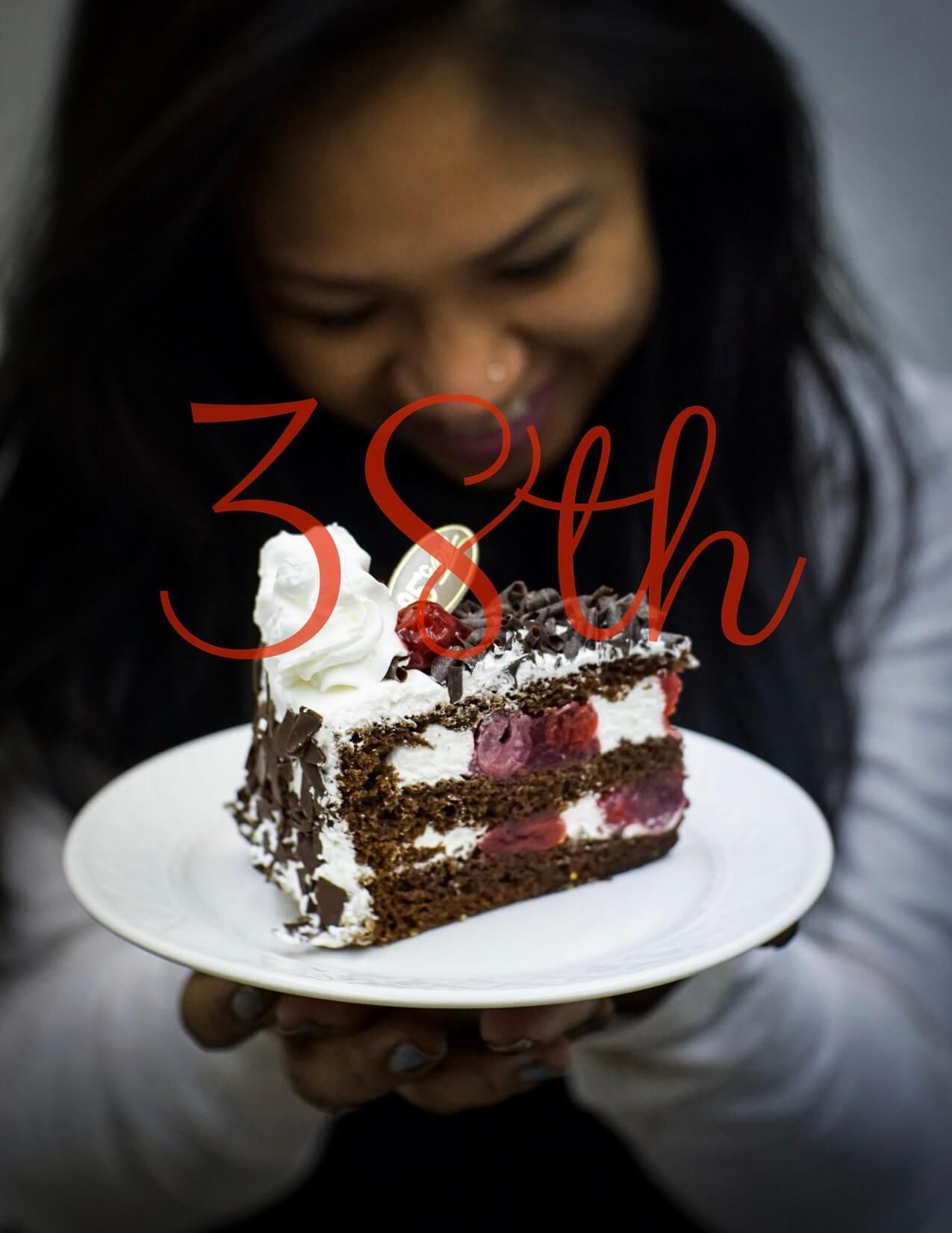 Life Lessons and 38th Birthdays 38th birthday, Its my
