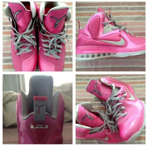 best sneakers 50ea7 a3924 Nike LeBron 9