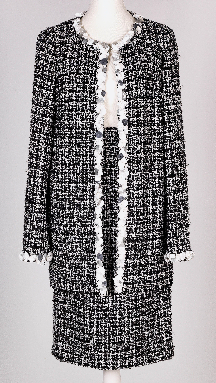 Chanel Auktion Lot 117: Chanel Blazer aus der Spring Collection 2009, Größe 36