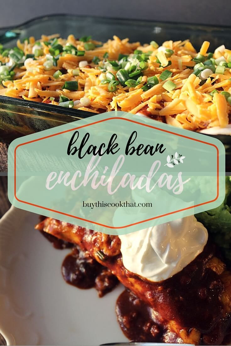You Say Enchilada I Say Yummy Our Black Bean Enchilada Recipe Features Ground Beef Black Beans And Kitche Recipes Mexican Food Recipes Black Bean Enchiladas
