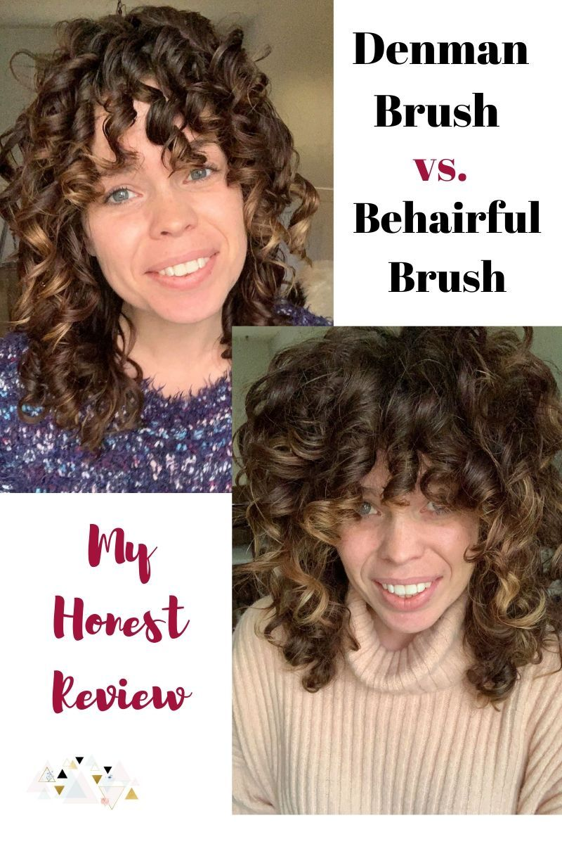 Denman Brush Vs Behairful Brush My Honest Review With Images