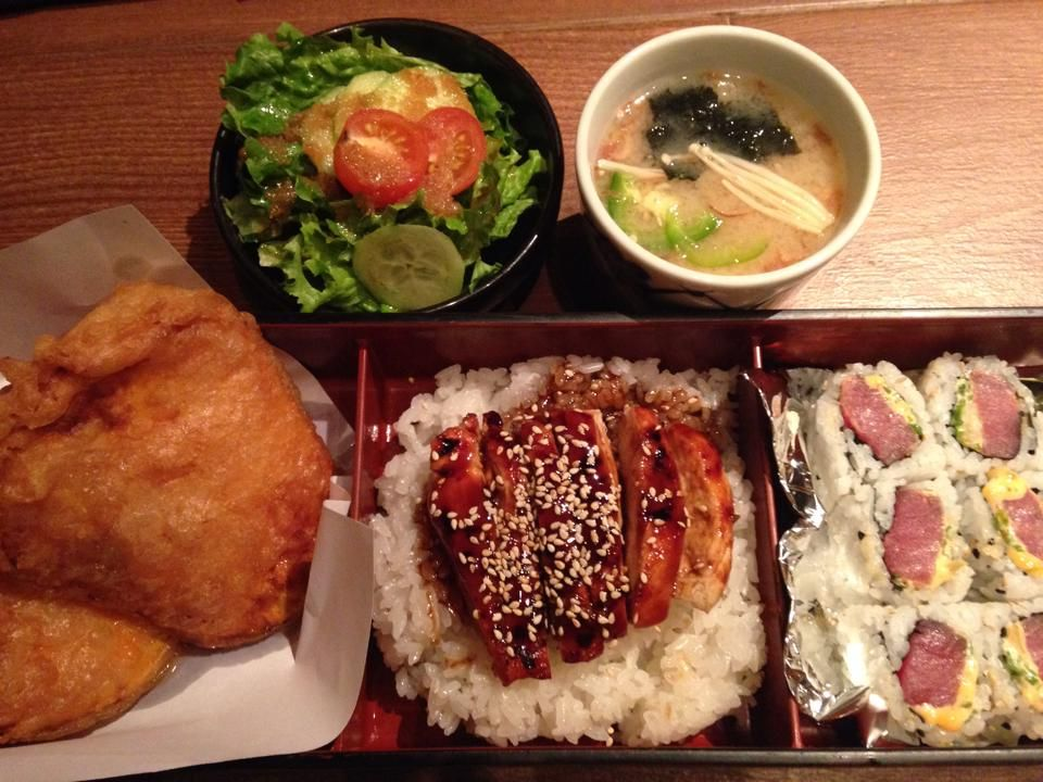Wakamono Sushi Anese Restaurant Carry Out Delivery Chicago