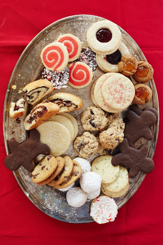 The Freezer Cookie Plate: 22 Cookies to Make & Freeze Now | Frozen cookies, Freezer cookies ...
