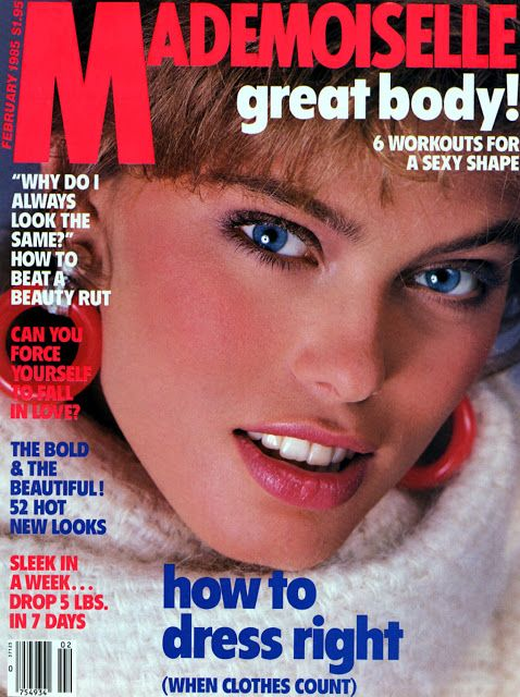 '85  Renee Simonsen Covers