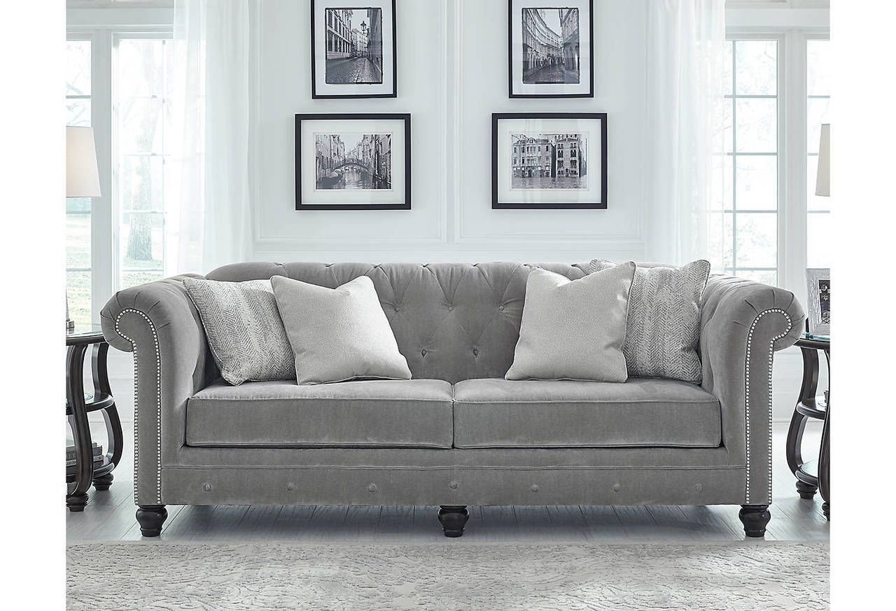 Ashley Furniture Tiarella Sofa 7290138 Savvy Discount Furniture Furniture At Home Furniture Store City Furniture