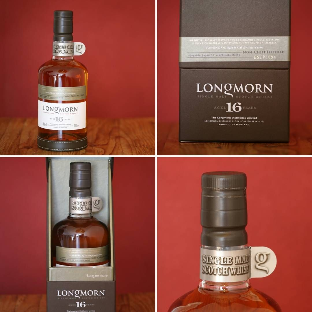 A Unique And Beloved Single Malt From Longmorn Distillery With Its Old Packaging Design Whisky Whiskey Tbt Scotland Wine Design Wine Bottle Bottle