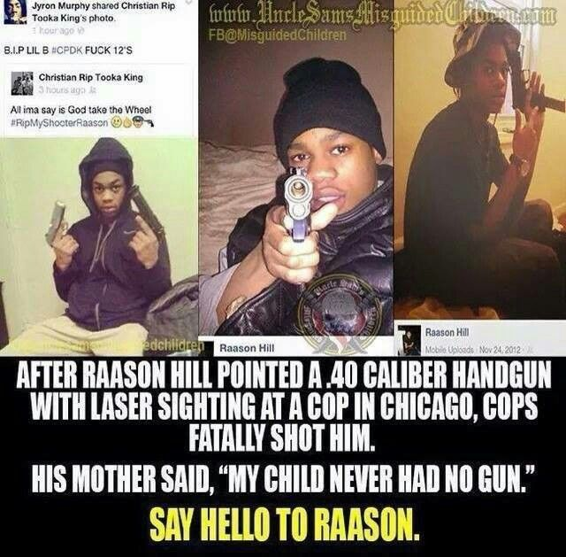 Baby Obama Wanted In Denver For Shooting Robbery: A City With Tough Gun Laws, Funny No Shortage Of Guns In