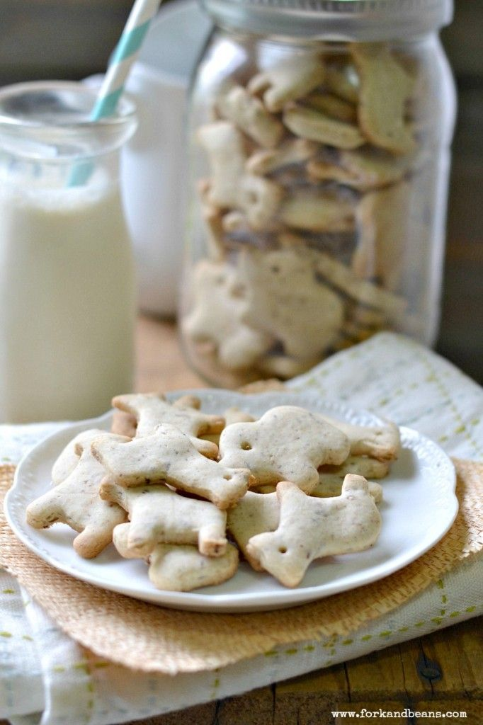 Homemade Gluten Free Vegan Animal Crackers Recipe Allergy Free