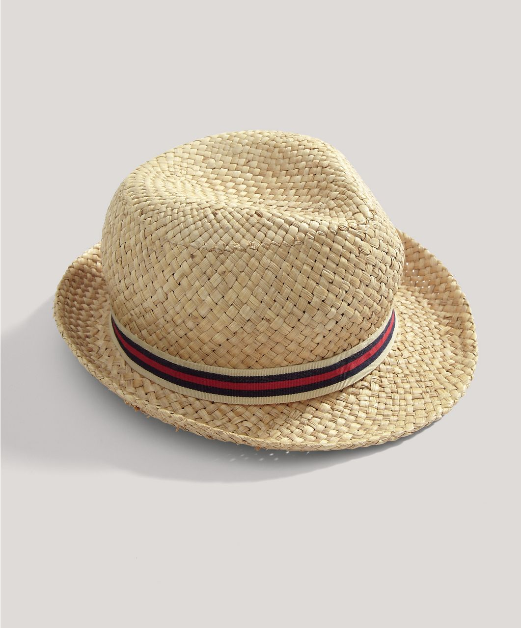 bbbe15c48c568 Boys Straw Trilby Hat - New In - Mamas   Papas