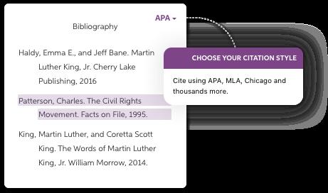 Easybib Free Bibliography Generator Mla Apa Chicago Citation Styles Citing A Book Best Essay Writing Service Mla