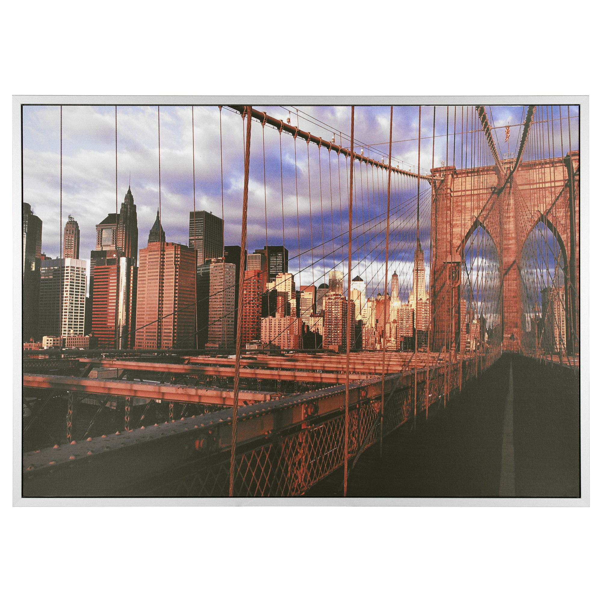 ikea pictures brooklyn bridge pictures