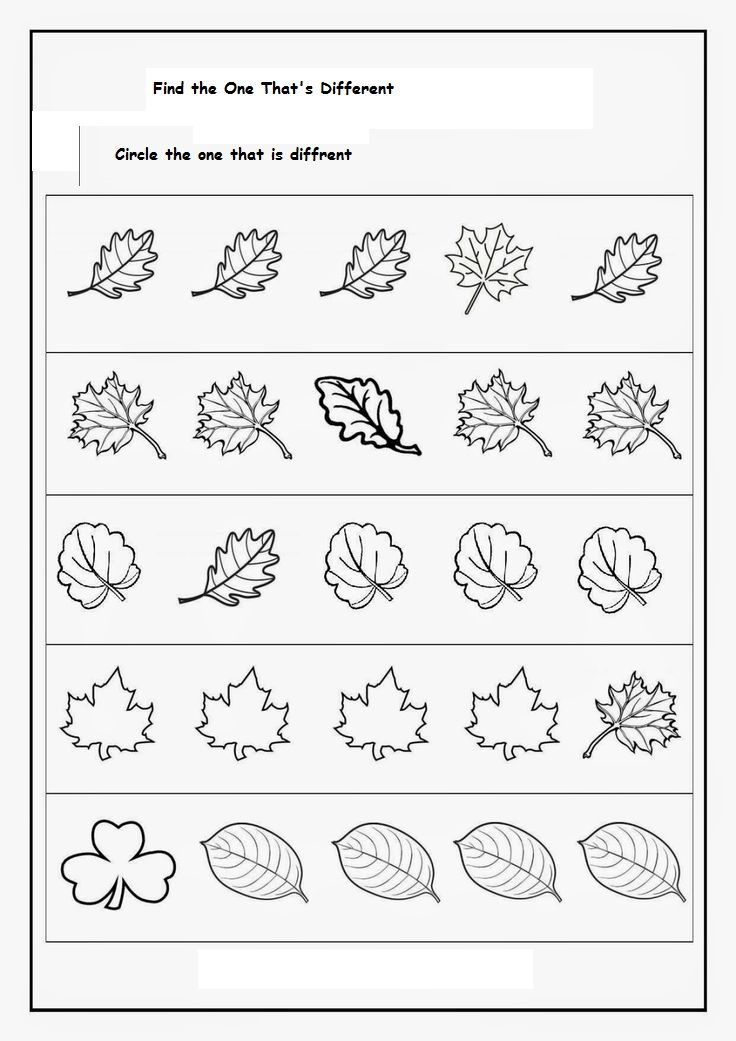 Spot Differences worksheet (With images) Szkolnictwo