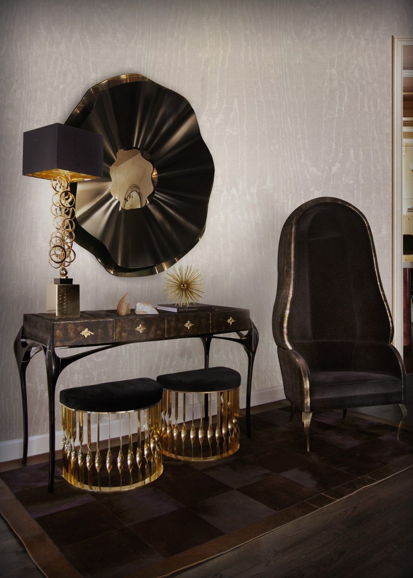 modern and exotic living room interior design ideas by koket the rh pinterest com