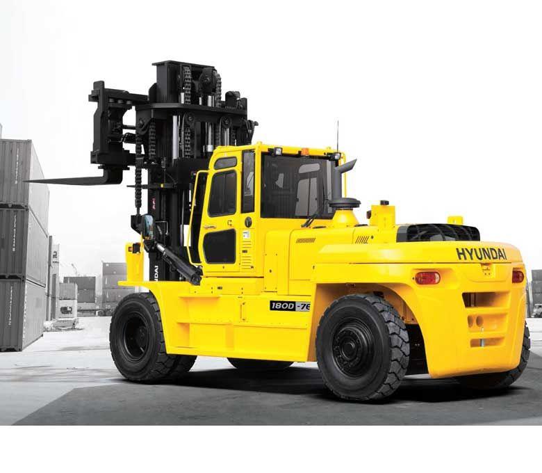 Hyundai Construction Equipment Forklift Trucks Service Manual